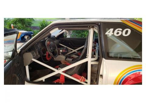 1993 Ford Mustang hatchback race car