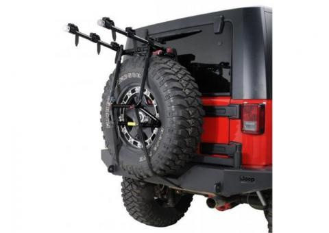 3 bike carrier - Spare Tire Mount