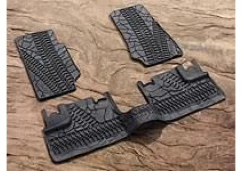 JEEP All Weather Slush Mat Front Only