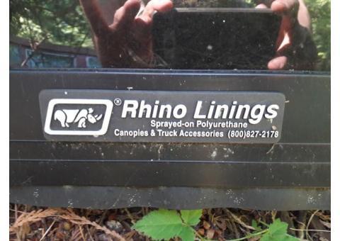 Rhino Linings Canopy - Toyota Short Bed